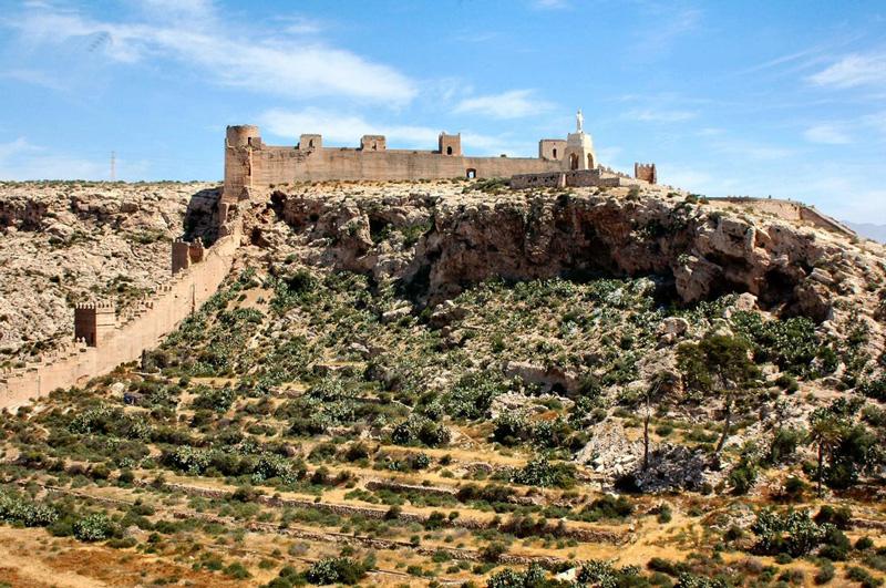 Alcazaba costa de almer a for Inmobiliarias de almeria