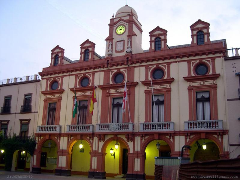Ayuntamiento costa de almer a for Inmobiliarias de almeria