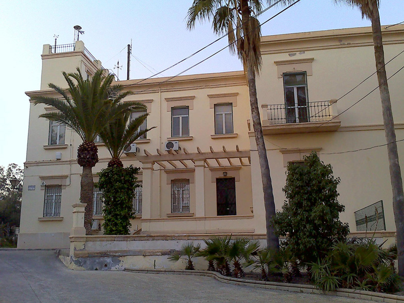 Instituto geofisico nacional costa de almer a for Inmobiliarias de almeria