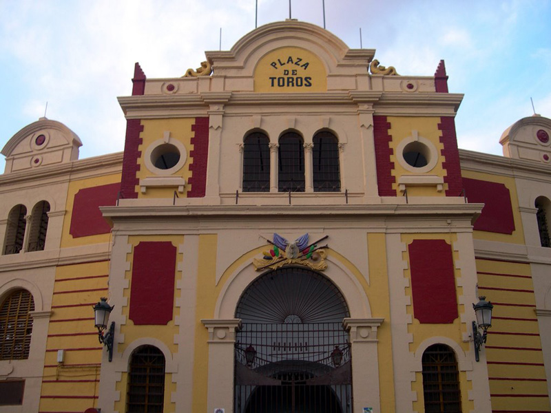 Plaza de ttoros costa de almer a for Inmobiliarias de almeria