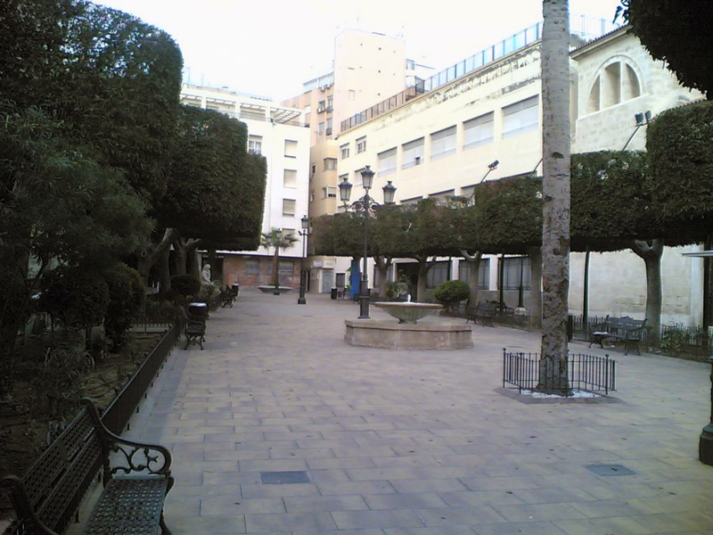 Plaza Virgen del Mar,  Costa  de Almería