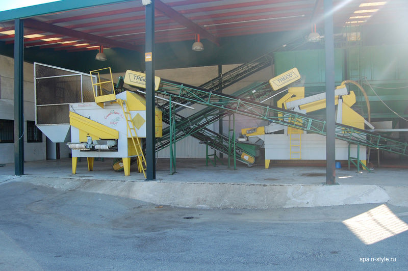 Olive Oil Factory For Sale In Malaga