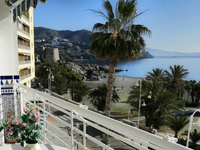 Frontline beach apartment  Playa de Velilla