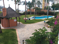 2 bedroom beachside apartment in Galera Playa, Almuñécar
