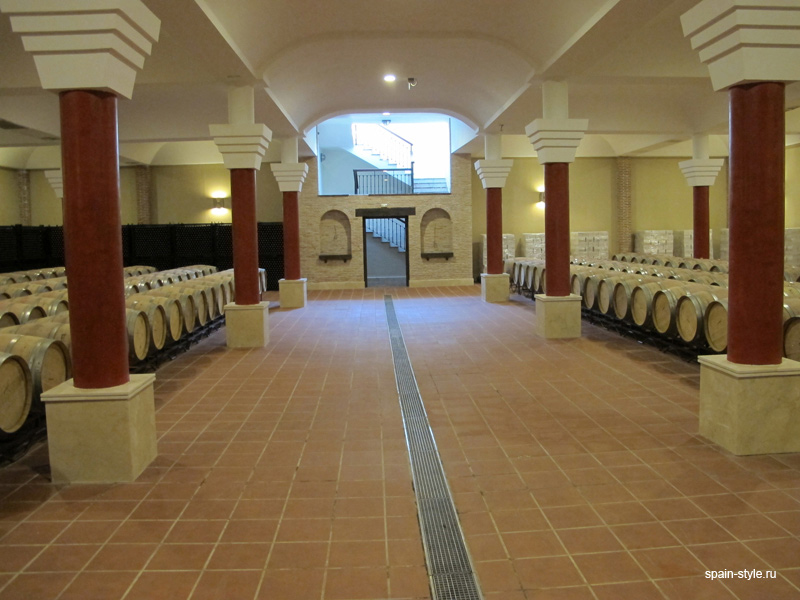 Vineyard and winery for sale in Malaga