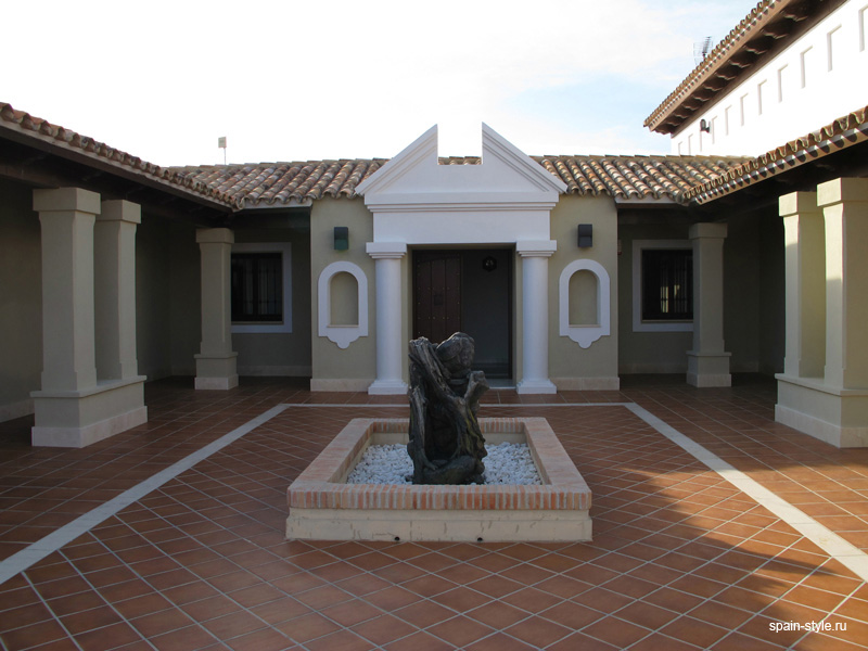 the backyard, Vineyard and winery for sale in Malaga