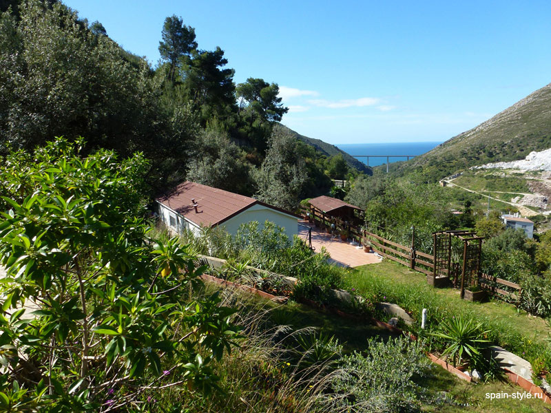 Seaview Country House for sale in Nerja