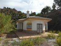 Mountain country house for sale  in Torrox