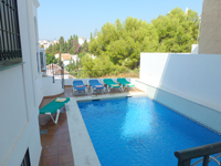 Semi detached house to rent Nerja