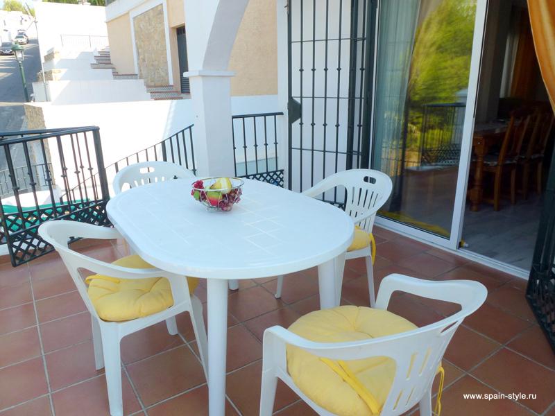 Alquiler Casa Adosada En Nerja Agencia Inmobiliaria Spain Style
