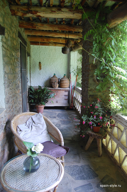 La terraza - Comprar casa rural ...