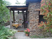 country resort with a country park  Granada, Las Alpujarras