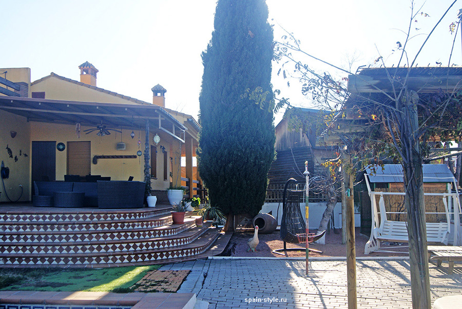 Place for rest, Country house in Granada with a tourist accommodation business