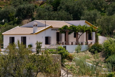 Country  house  with pool  in Malaga