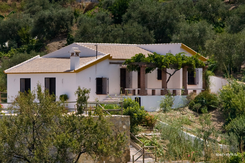 Country  house  with pool for sale in Torrox
