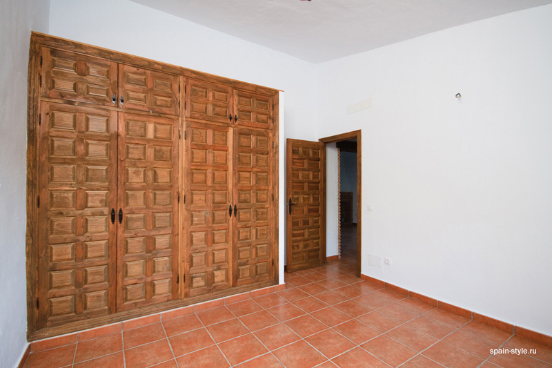 Bedroom, Country house for sale in Torrox