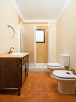 Bathroom,  Country house for sale in Torrox, Malaga
