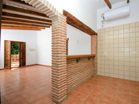 Kitchen, Country house for sale in Torrox, Malaga