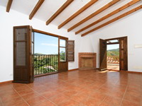 Living room, Country house for sale in Torrox, Malaga