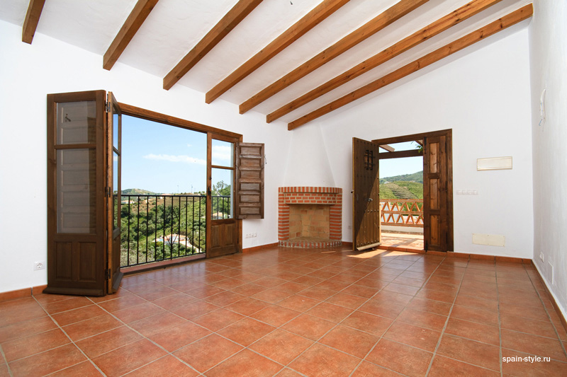 Living room,  Country house for sale in Torrox