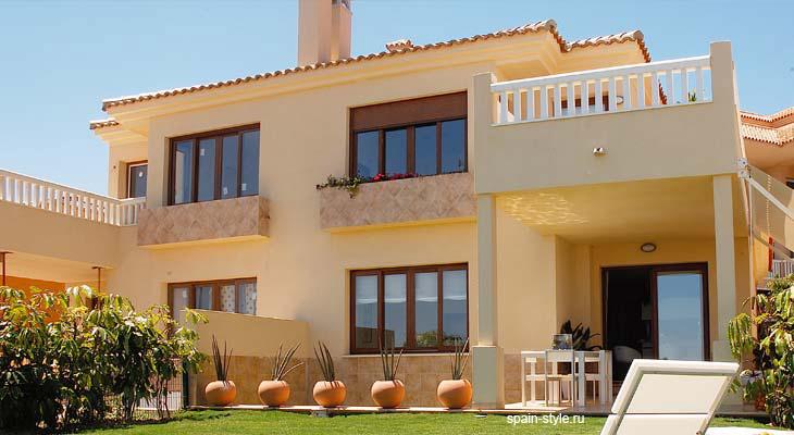 Casas nuevas de lujo con vistas al mar en m laga fuengirola - Casas nuevas en terrassa ...