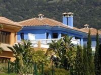 Luxury villa for sale in Malaga