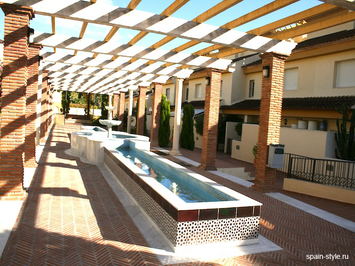 Casas adosadas de lujo en marbella corona de nag eles la - Casa de lujo en marbella ...