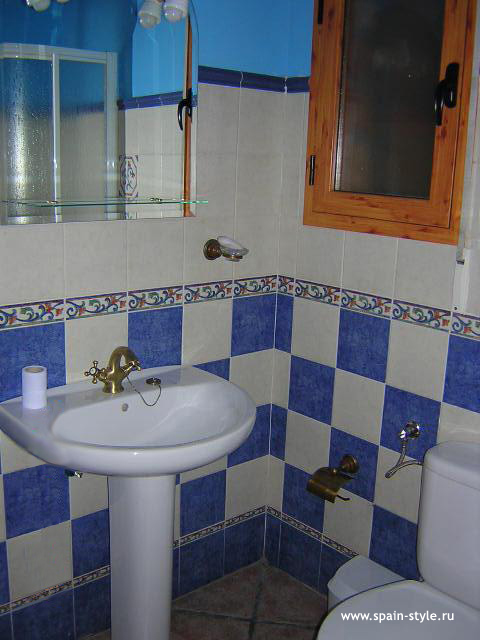 Bathroom,  Rural  house  for sale in Trevélez, the Alpujarra