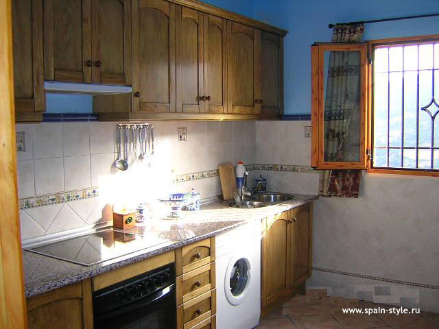 Kitchen, Rural  house  for sale in Trevélez, the Alpujarra