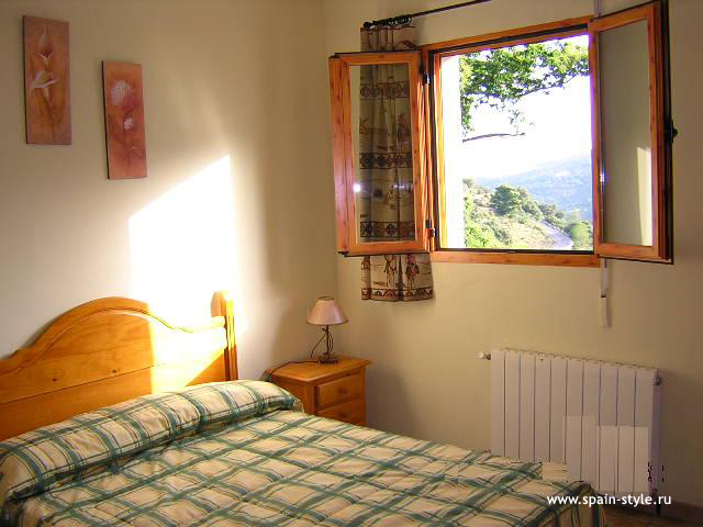 Bedroom, Rural  house  for sale in Trevélez, the Alpujarra