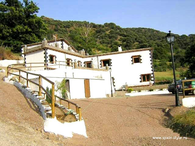 Rural  house  for sale in Trevélez, the Alpujarra