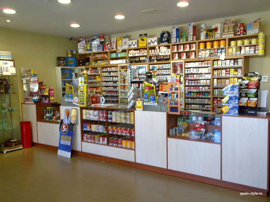 2 Tobacco shops for sale in Motril