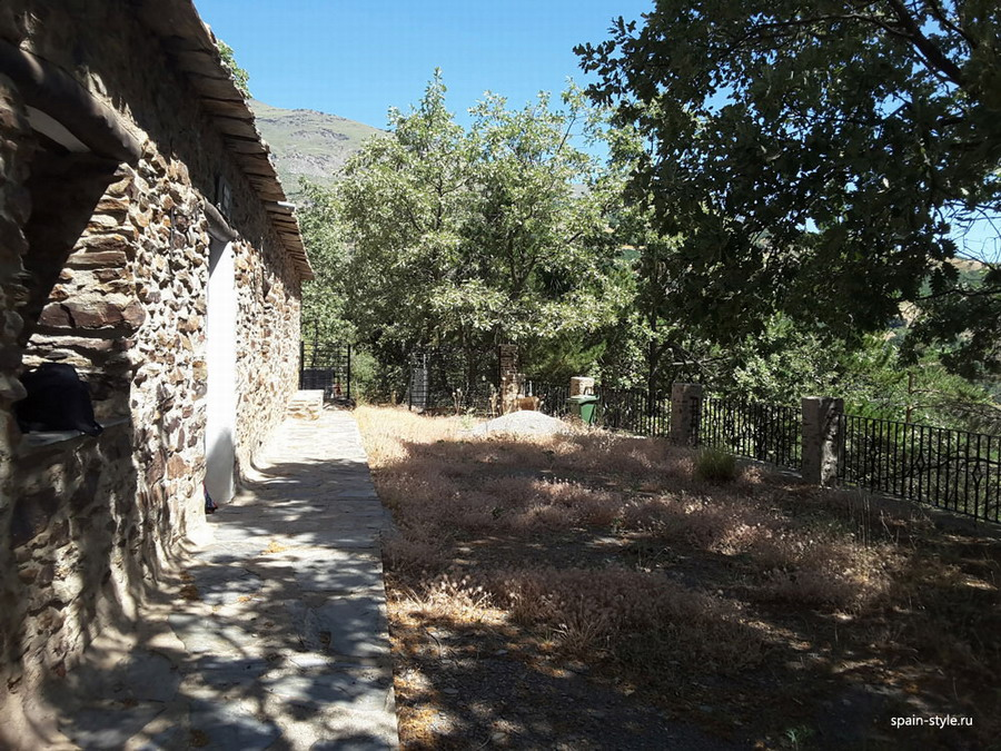 Country house with  7 ha land in the Sierra Nevada National Park