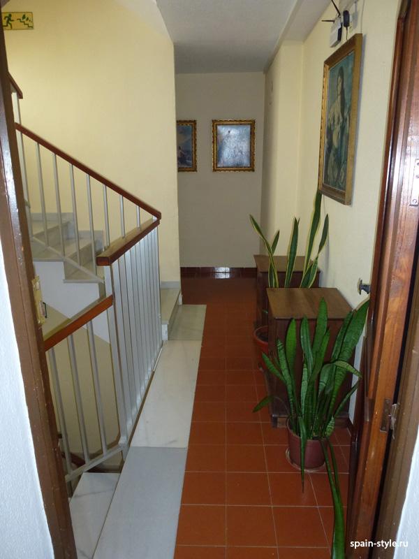 Planta,   Hotel 2* en la Costa Tropical de Granada