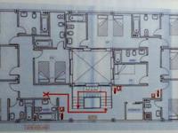 El plan de emergencia, Hotel 2* en Granada