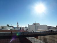 Vista desde la terraza, Hotel 2* en Granada