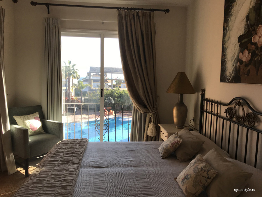 Apartment for rent in Marbella, Golden Mile,  Bedroom
