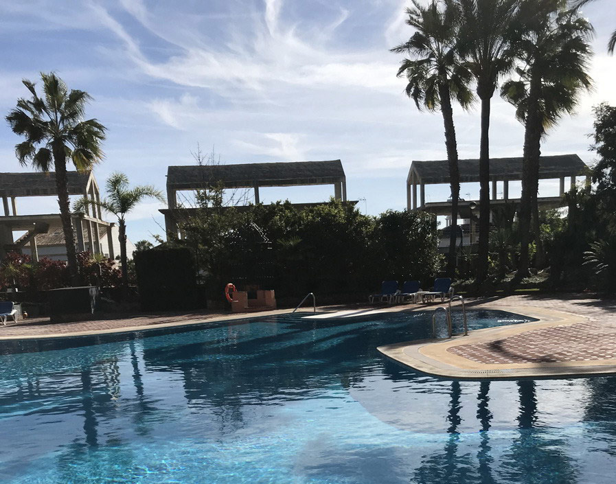 Apartment for rent in Marbella, Golden Mile,  Pool
