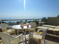 Burriana beach apartment, Nerja, rental