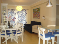 Burriana beach apartments to rent, Nerja