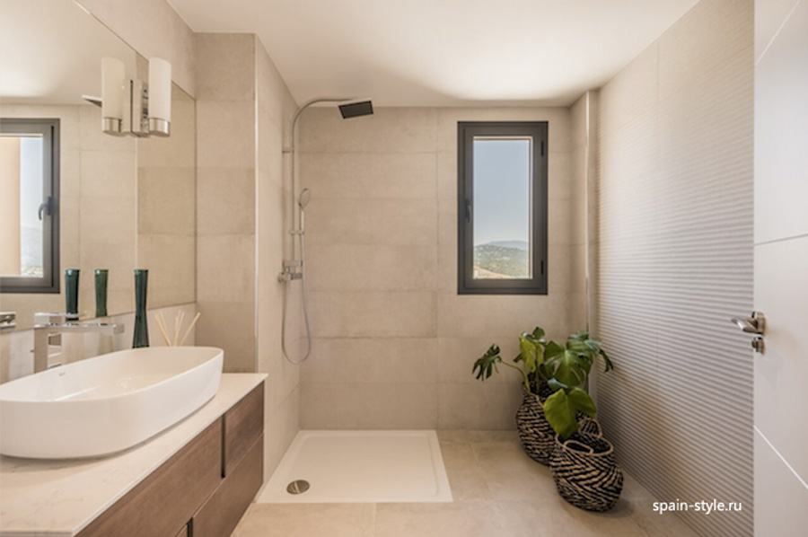 Bathroom, Apartments and Penthouses direct from Developer in Benahavís