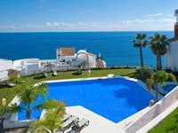 luxury apartments for sale  in Nerja