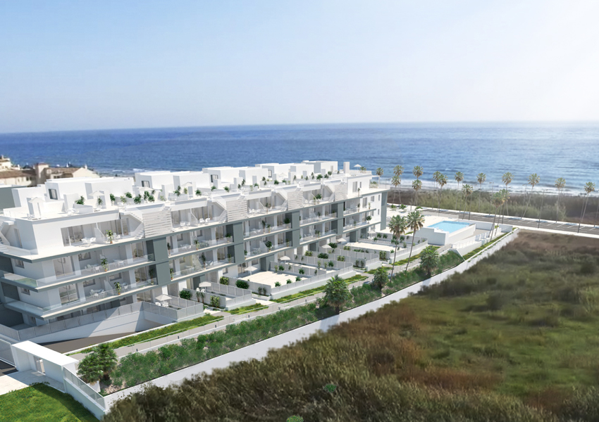 Seaview,  First line Sea View Apartments and Penthouses direct from Developer in Torrox, Malaga