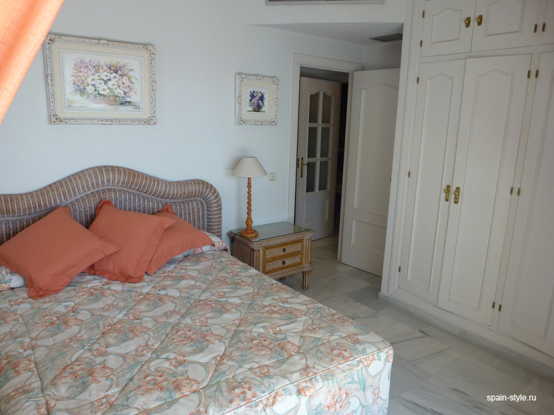 Luxury apartment for sale  in the center of Marbella, Bedroom
