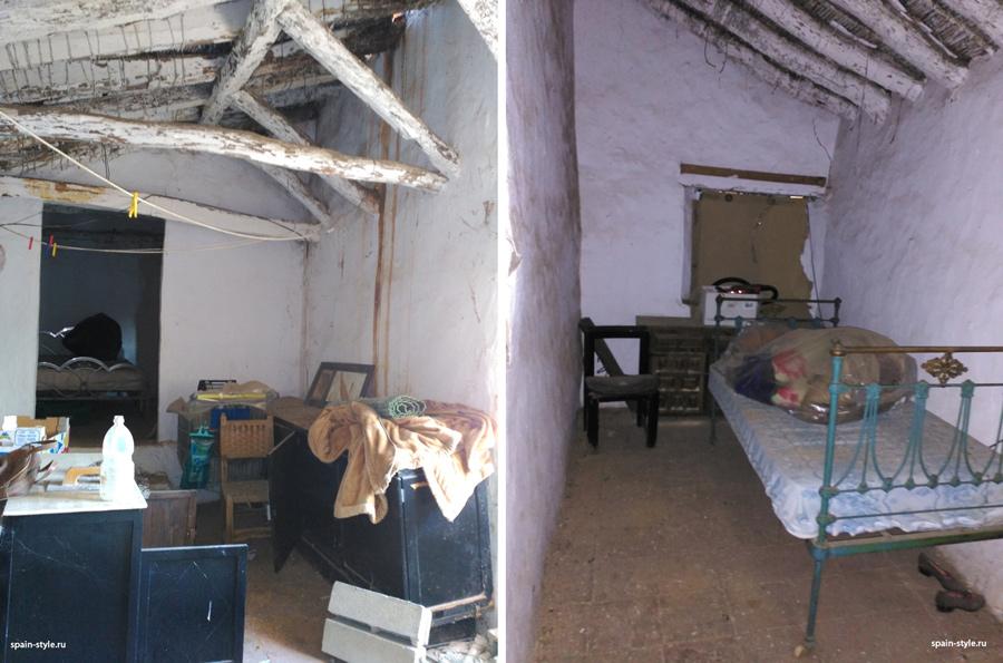 La vivienda antigua é necesita una reforma
