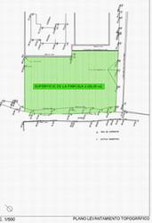 План участка под строительство в Альмуньекаре