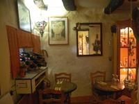 экзотический ресторан в Испании