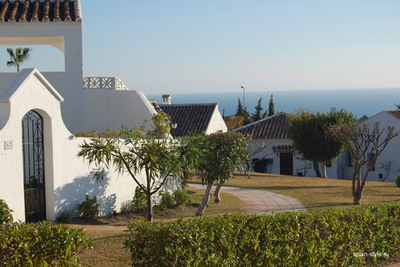 Semi detached house for rent in Nerja