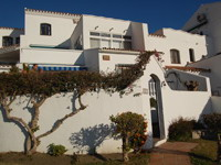 Semi detached house rentals in Nerja
