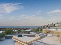 Luxury townhouses for sale in Estepona